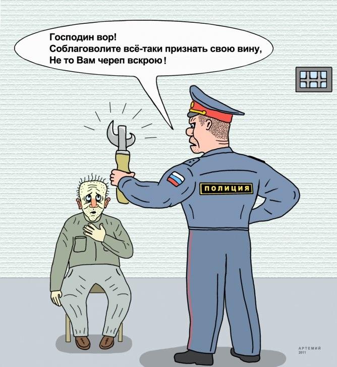 Бывших вологодских полицейских будут судить зато, что они пытали задержанных