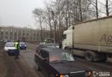 Очередной пешеход под колесами в Вологодской области
