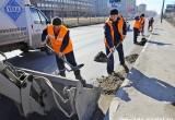 Коммунальные службы, ТОСы, управляющие компании пытаются очистить Вологду от грязи