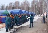 Вода северных рек Вологодской области поднимается с каждым часом