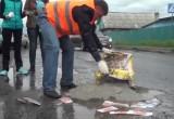 Стоимость ремонта 1 метра дорог в Вологде шокировала инспекторов ОНФ