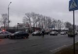 ДТП в Череповце: на пешеходном переходе сбили женщину