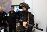 Вологодские полицейские приглашают вологжан посетить свою экспозицию на ярмарке профессий