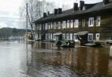 В Никольском районе паводок отрезал от суши 14 домов