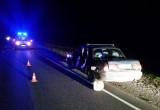Водитель, насмерть сбивший пешехода на шоссе, скрылся с места происшествия