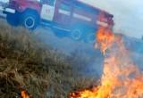 Два дачных дома сгорели в Вологодской области из-за пала травы