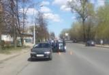 15-летний велосипедист в Череповце серьезно пострадал в ДТП