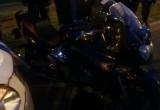 Череповецкий мотоциклист пострадал в аварии