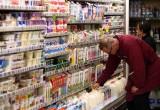 Средний потребительский чек в России составляет 493 рубля