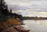 Увидеть живописные северные пейзажи начала прошлого века можно на выставке в Вологде