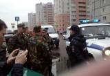 Арестованный на 10 суток лидер движения «Вместе» в знак протеста объявил голодовку