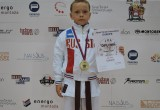 Десятилетний вологжанин завоевал золото Чемпионата Европы по каратэ