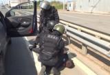 В Вологде бойцы СОБР задержали хулигана, который стрелял в местных активистов