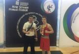 Вологжане завоевали несколько медалей на межрегиональном турнире по боксу
