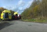 Три человека пострадали в ДТП под Вологдой