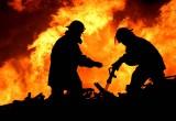 Бездомный в Вологде чуть не погиб при пожаре