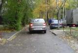 В Череповце нетрезвый пешеход попал под колеса автомобиля