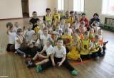 Татьяна Карамышева и игроки «Чевакаты» провели урок баскетбола в школе Вологды