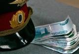 В Вологодской области будут судить за взяточничество инспектора ДПС и водителя грузовика
