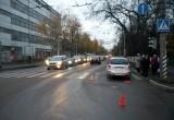 Автомобиль сбил женщину в центре Вологды