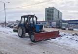 Борьба с гололёдом в Вологде проходит успешно!