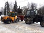 Городские власти оштрафовали «Магистраль» за некачественно уборку города