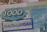 В уходящем году в Вологодской области было изъято более 220 поддельных купюр