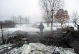 В Шекснинском районе мужчина погиб на пожаре