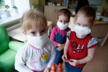 В Тимском районе из-за ОРВИ закрыли детский сад