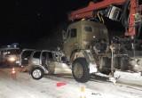 Двое вологжан погибли в лобовой аварии с КамАЗом