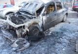 Хроники «парковочных» войн: во дворах Череповца жгут автомобили