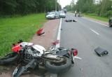 Мотоциклист отсудил у виновника аварии 200 тыс. рублей