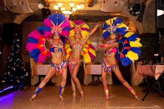 Конкурсы для вечеринки в бразильском
