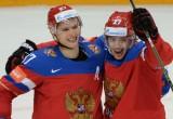 Вадим Шипачев признан лучшим игроком матча Россия - Дания