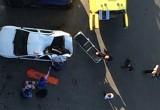 В Вологде мужчина упал с девятого этажа на крышу легковой иномарки