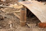 В Череповце обнаружен снаряд времен Великой Отечественной войны