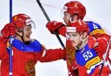 В матче за бронзовые медали череповчанин Богдан Киселевич забил победный гол