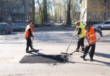 В Вологде вновь отремонтируют дороги и нанесут разметку