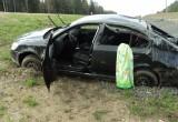 Двое детей и двое взрослых пострадали в серьезном ДТП в Верховажском районе (ФОТО)