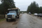 В Тарногском районе грузовик насмерть задавил пешехода