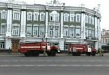 Сегодня утром в здании Администрации города Вологды обнаружили подозрительную сумку