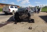 В Грязовецком районе в ДТП погиб тракторист (ФОТО)