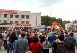 Митинг против коррупции в Вологде собрал около 400 человек (ФОТОРЕПОРТАЖ)