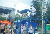 День России в Вологде: «Дыхание улиц», детские игры, концерт и бдительная полиция (ФОТОРЕПОРТАЖ)
