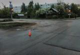 В Вологде водитель сбил на «зебре» молодого человека и скрылся