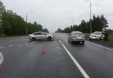 Женщина-водитель устроила ДТП на трассе Вологда — Новая Ладога