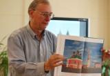 Американский профессор Уильям Брумфилд издаст книгу о Череповце (ВИДЕО)