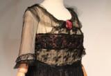 В Вологде открылась выставка кружевных платьев из коллекции историка моды Александра Васильева (ФОТО)
