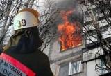 Многоквартирный жилой дом загорелся сегодня в Череповце