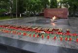 22 июня в Вологде зажгли «Свечу памяти»